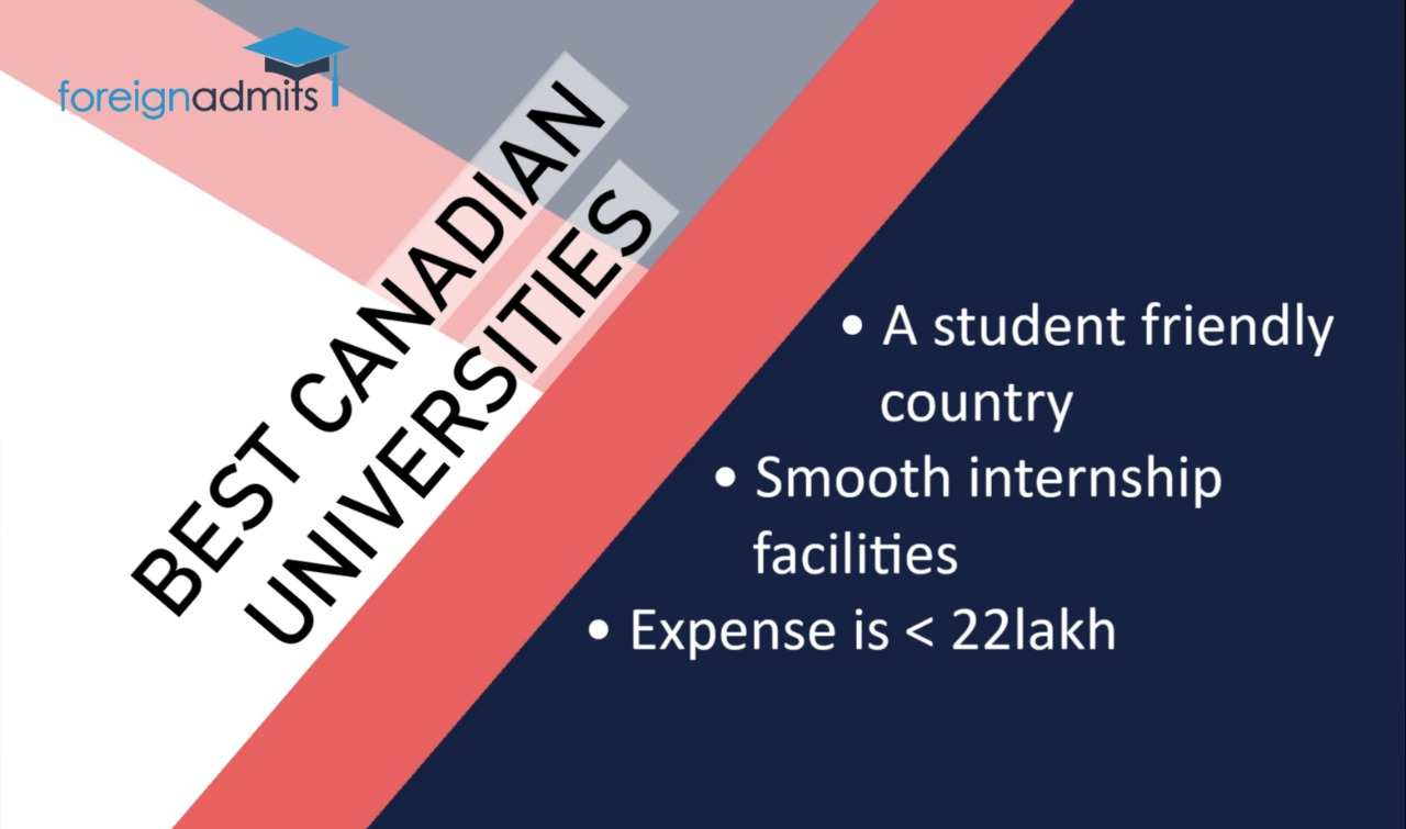 best canadian university