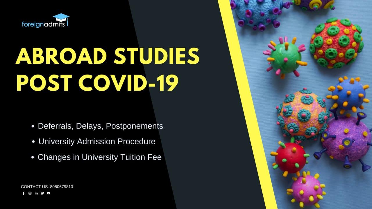 abroad studies post COVID-19