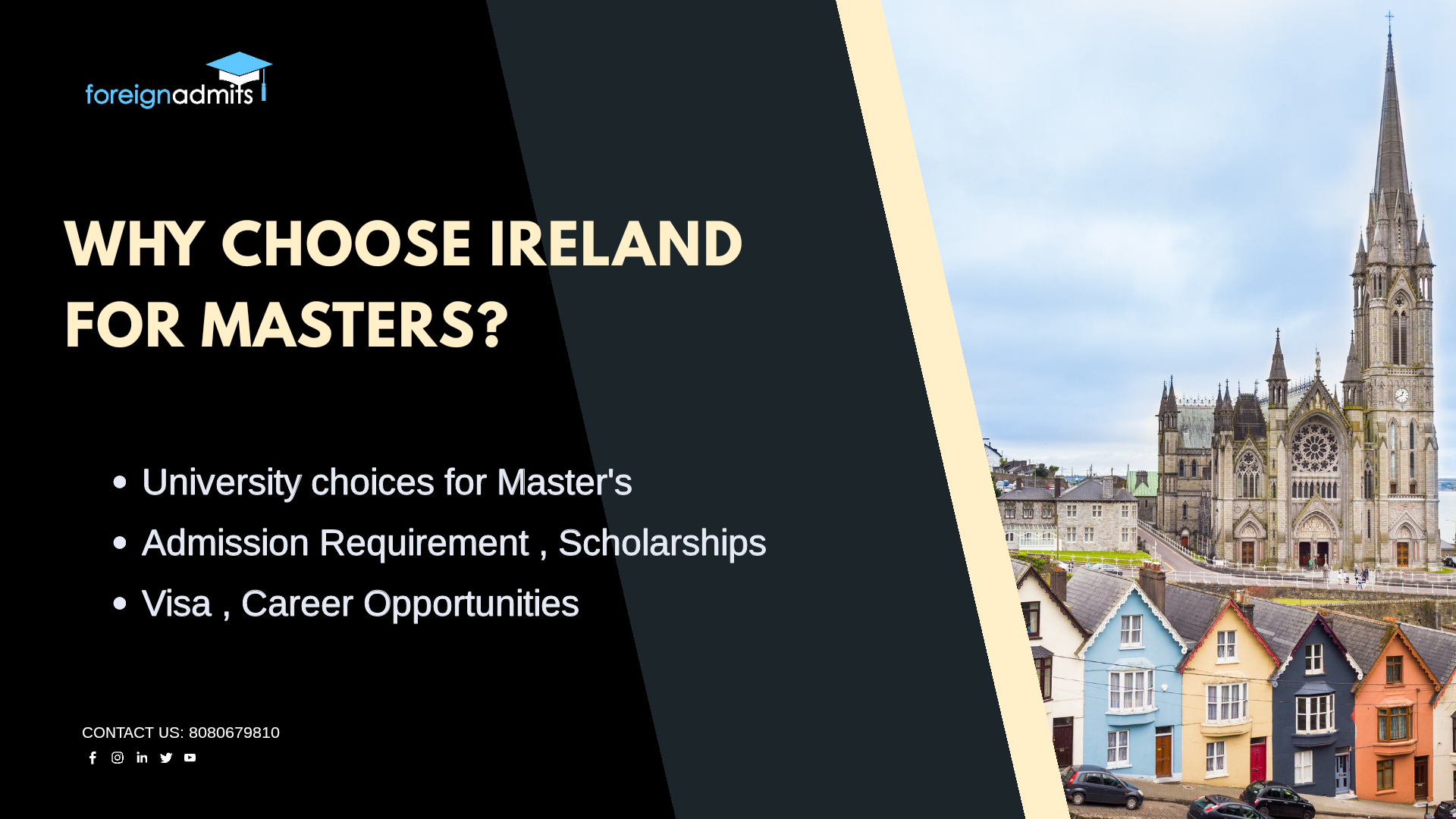 Why Choose Ireland For Studies?