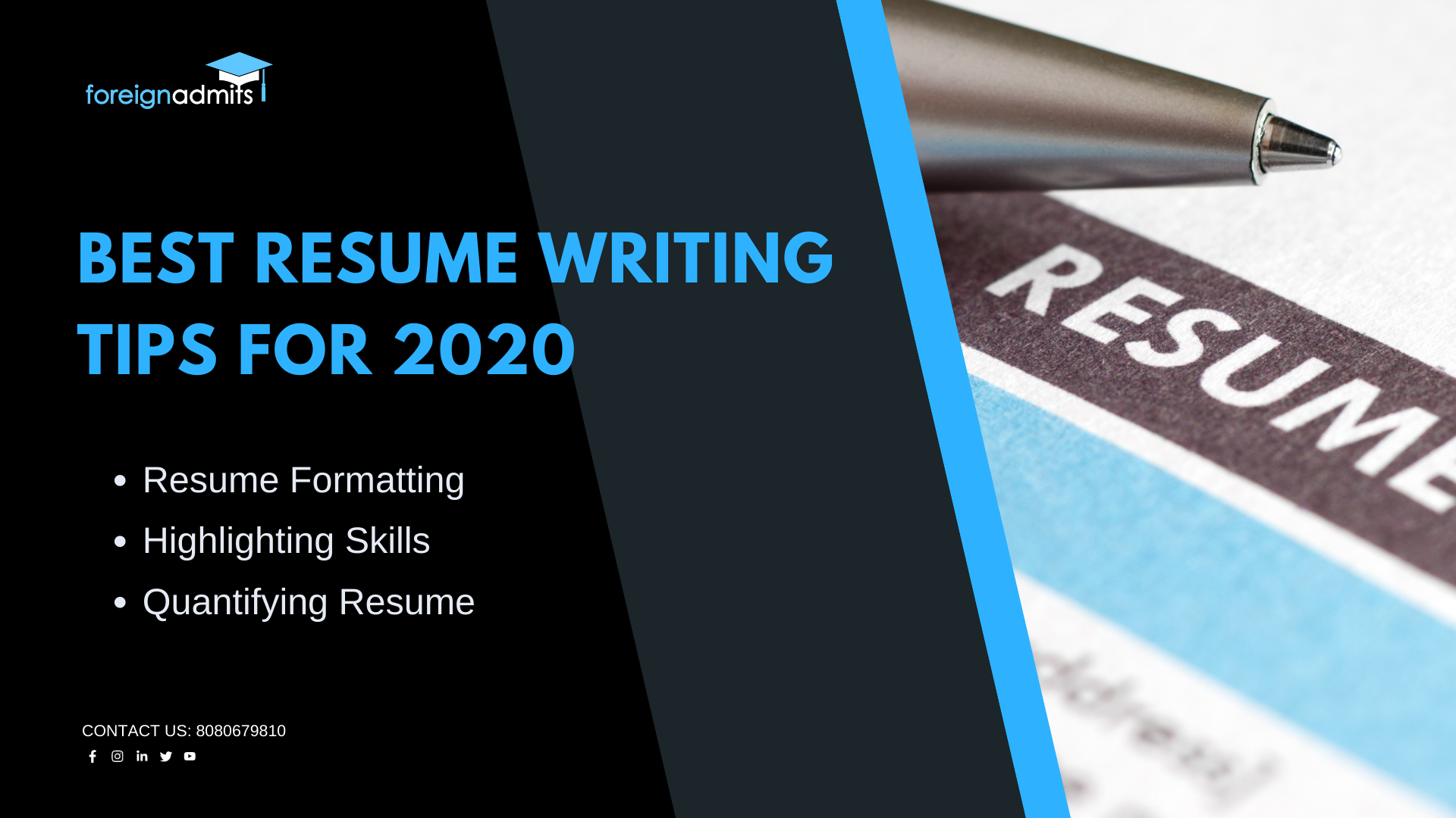 Best Resume Writing Tips For 2020