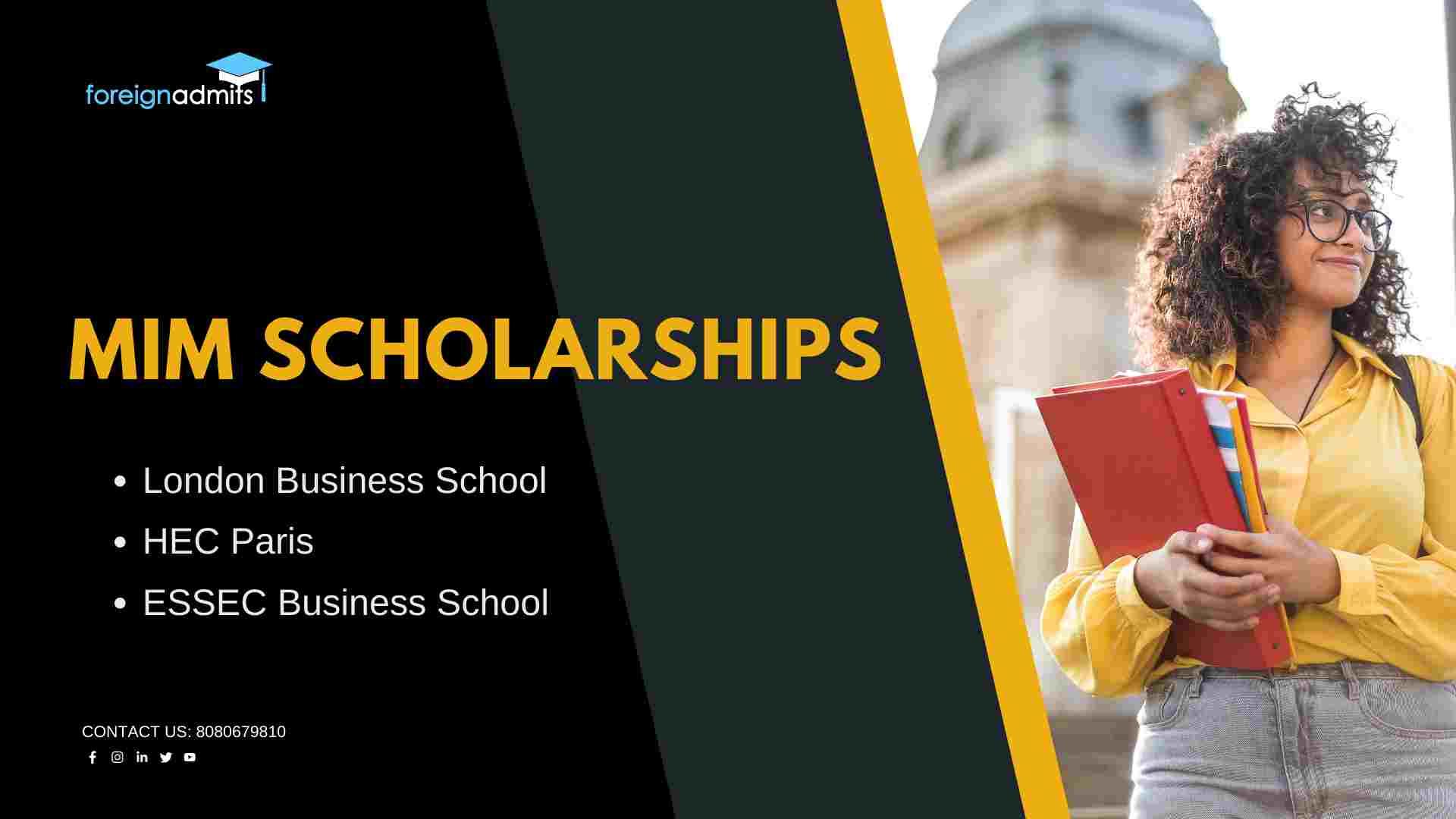 MIM Scholarship