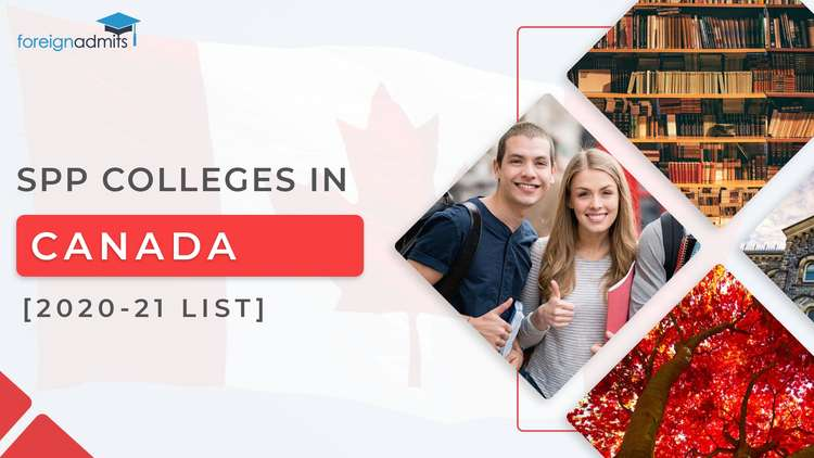 SPP Colleges in Canada