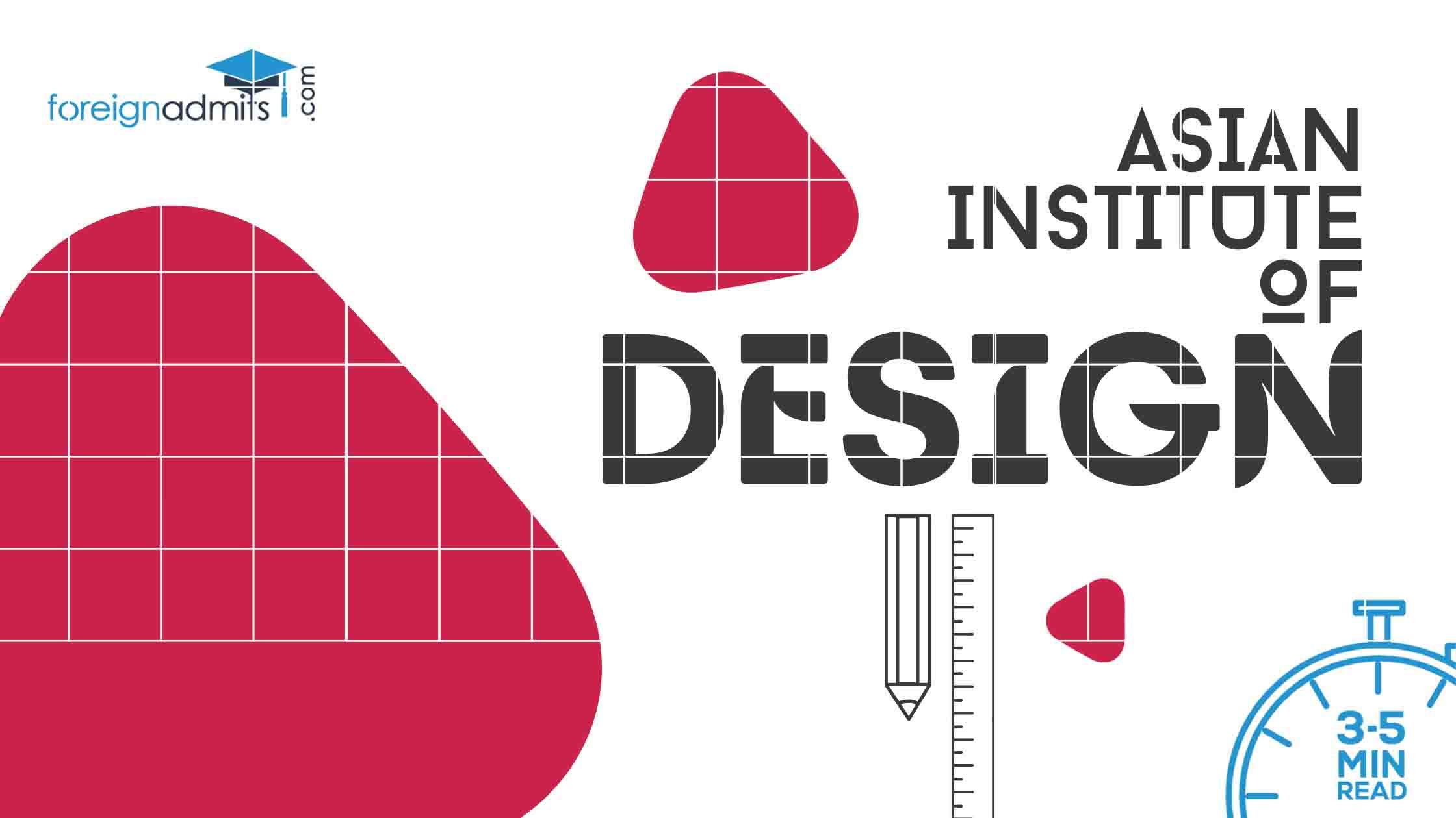 Asian Institute of Design