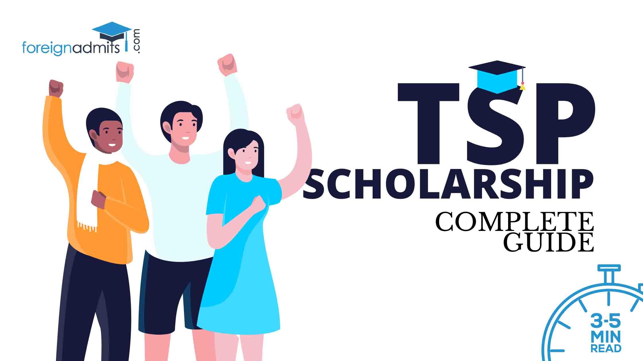 TSP Scholarship