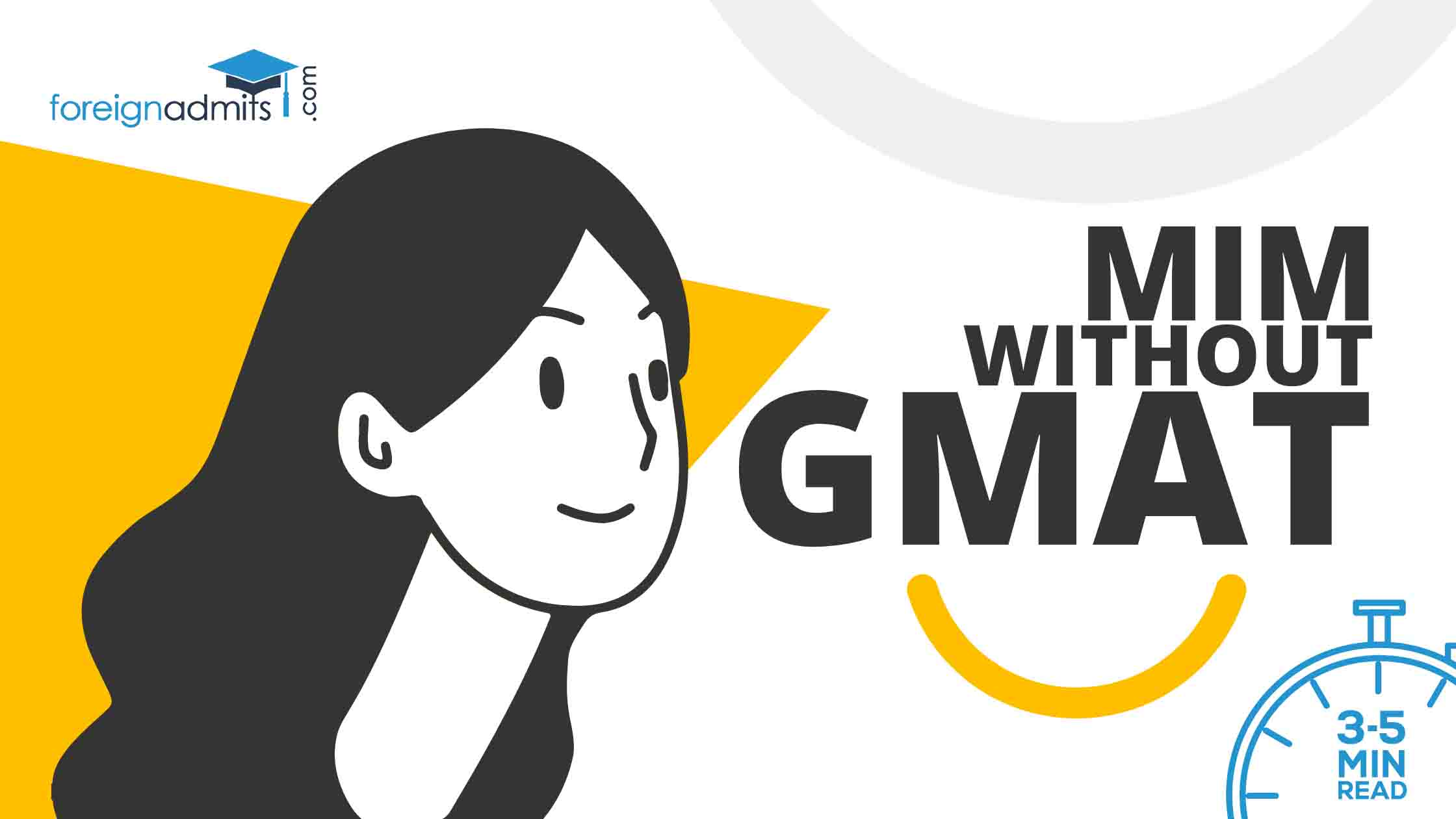 MIM without GMAT