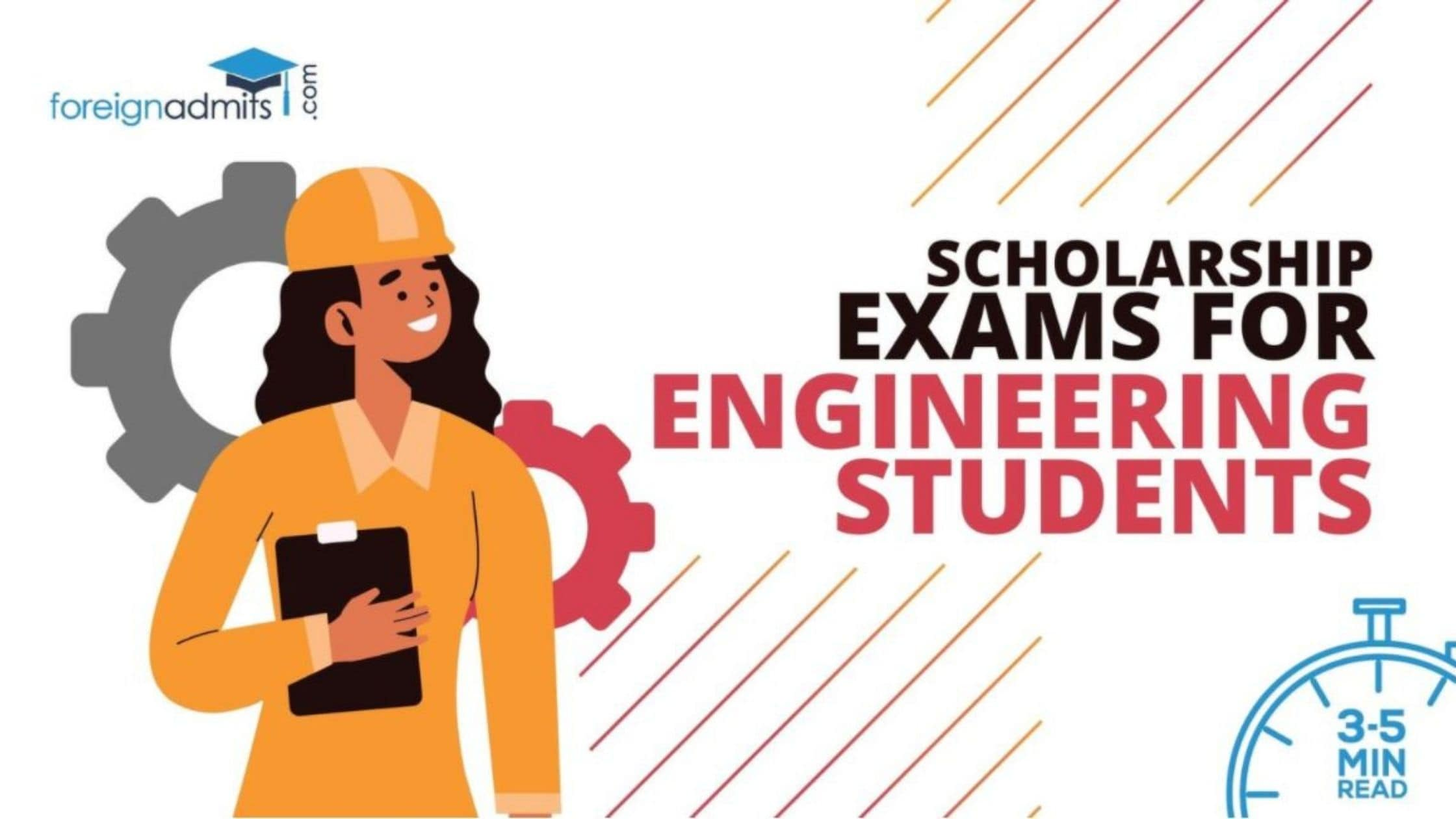 Scholarship Exam for Engineering Students