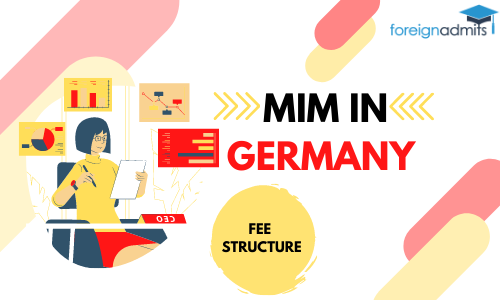 Fee Structure for MIM in Germany