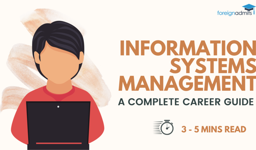 Career Guide To Information Systems Management.