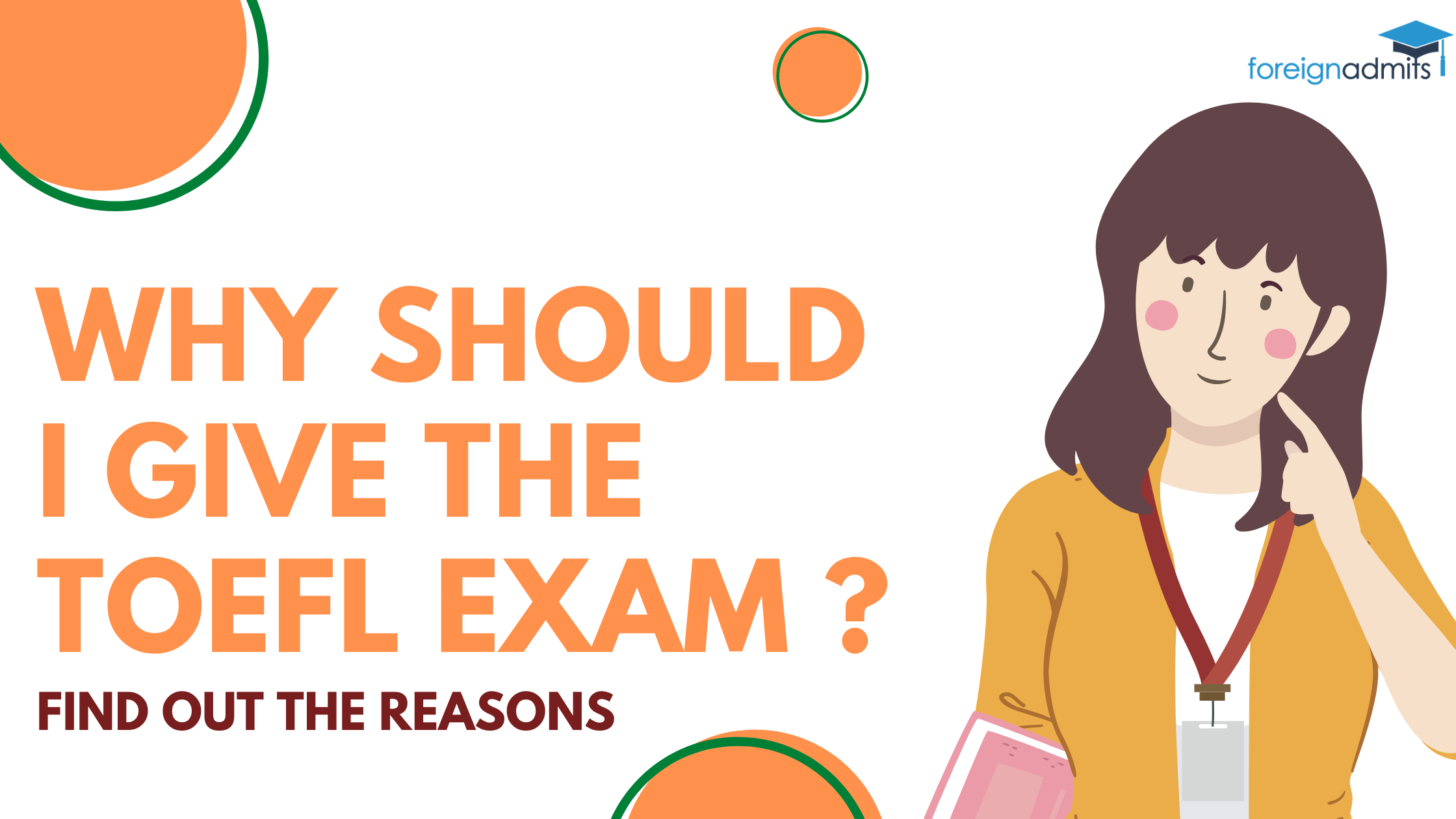 Why Should I Give the TOEFL Exam
