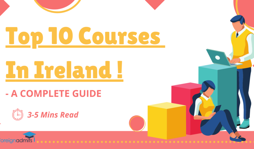 Top 10 courses in Ireland (A Complete Guide)